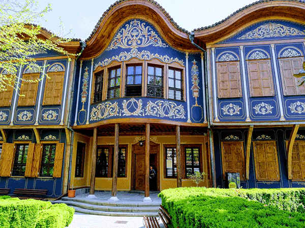 National Ethnology Museum, Plovdiv