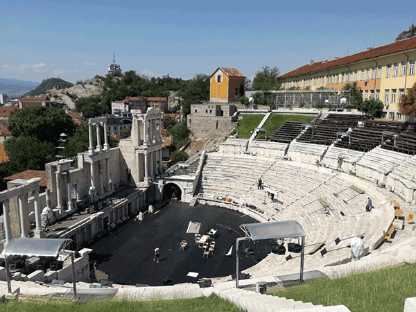 Roman Theater, Plovdiv