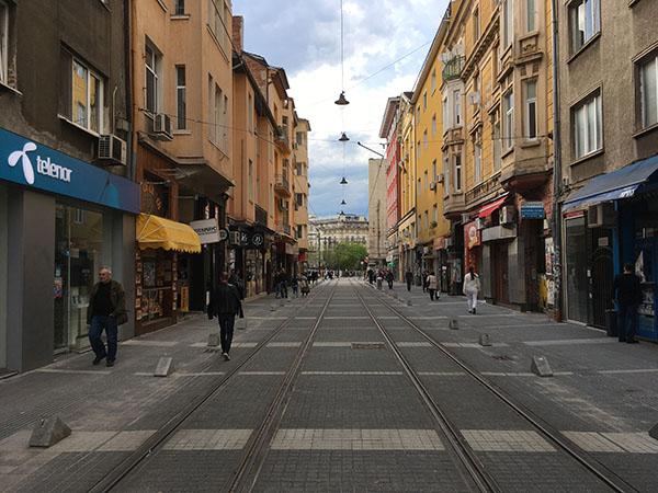 Graf Ignatiev Street, Sofia
