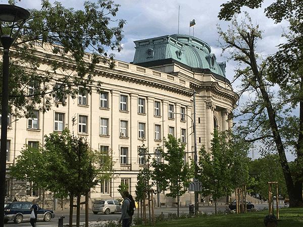 Sofia University, Sofia, Bulgaria