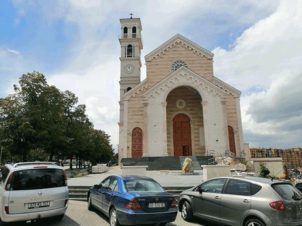Church, Pristina
