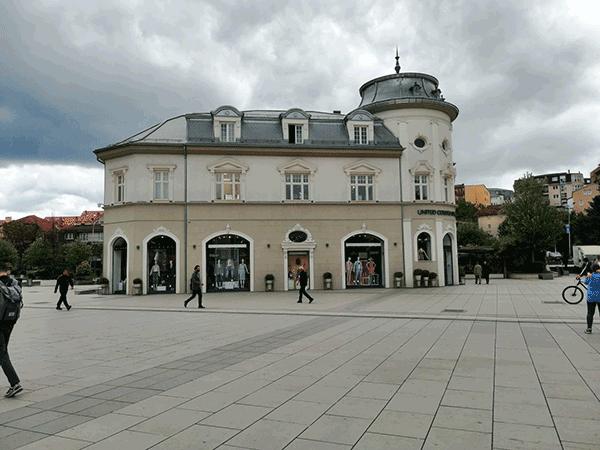 Center, Pristina